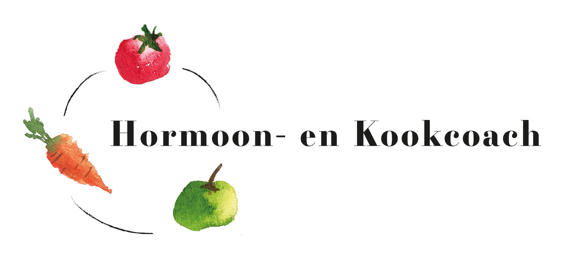 Logo Hormoon- en kookcoach