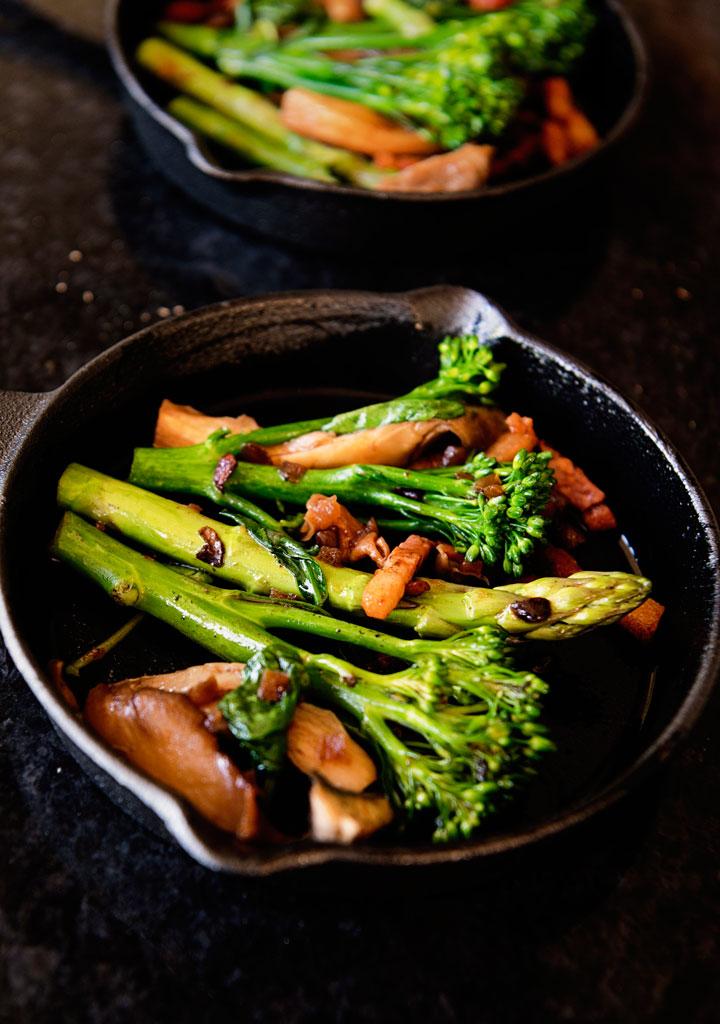 broccoli pannetje